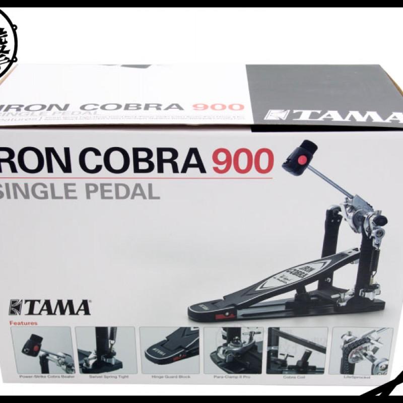 TAMA Iron Cobra 2016年新款平滑型大鼓單踏