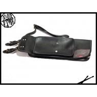 TAMA LZ-STB01BK 超有質感的類皮革鼓棒袋