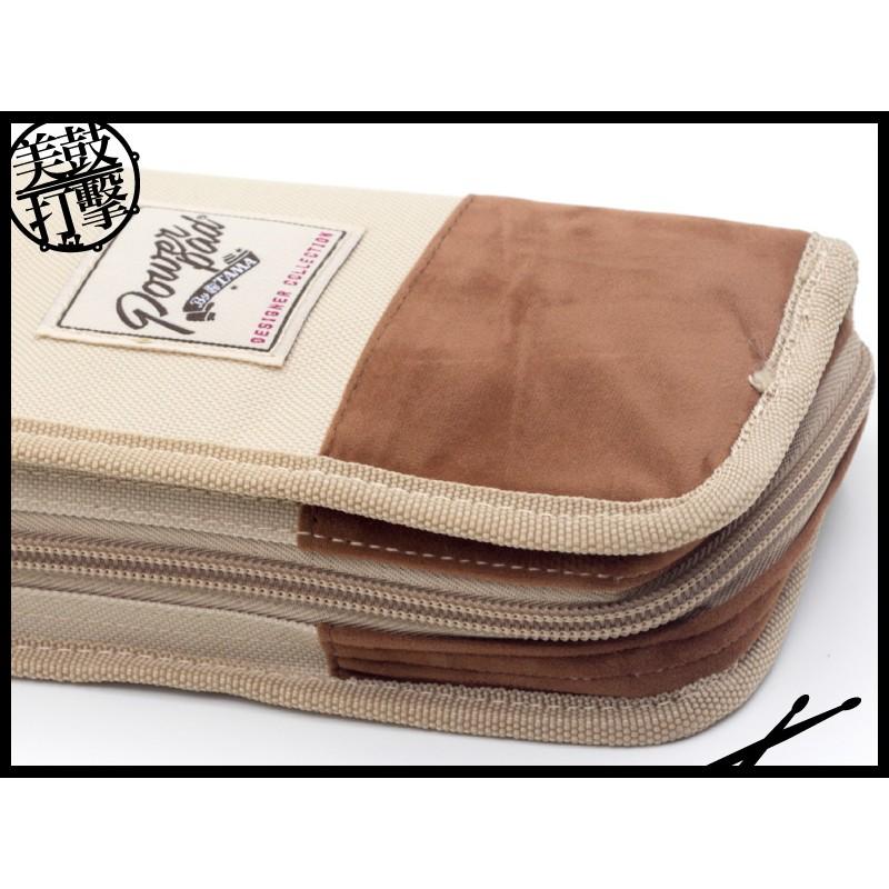 TAMA  Powerpad 米白色休閒時尚款鼓棒袋 (TSB12BE) 【美鼓打擊】
