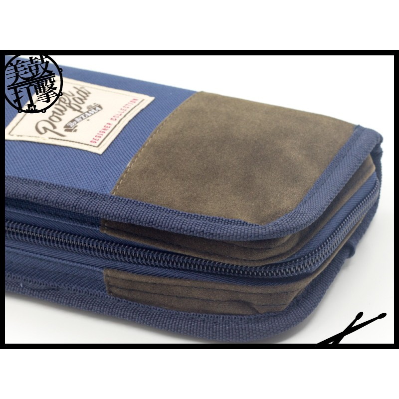 TAMA  Powerpad 寶藍色休閒時尚款鼓棒袋 (TSB12NB) 【美鼓打擊】