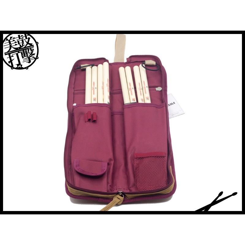 TAMA  Powerpad 酒紅色休閒時尚款鼓棒袋 (TSB12WR) 【美鼓打擊】