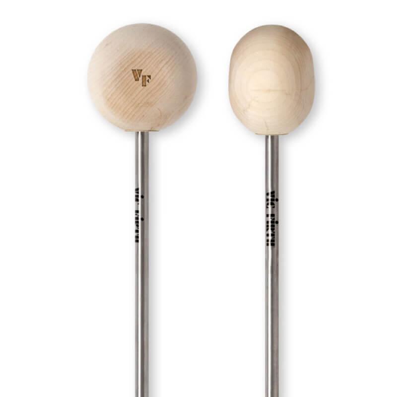 Vic Firth VicKick Beaters 多面向木製大鼓鼓槌 (VKB2) 【美鼓打擊】