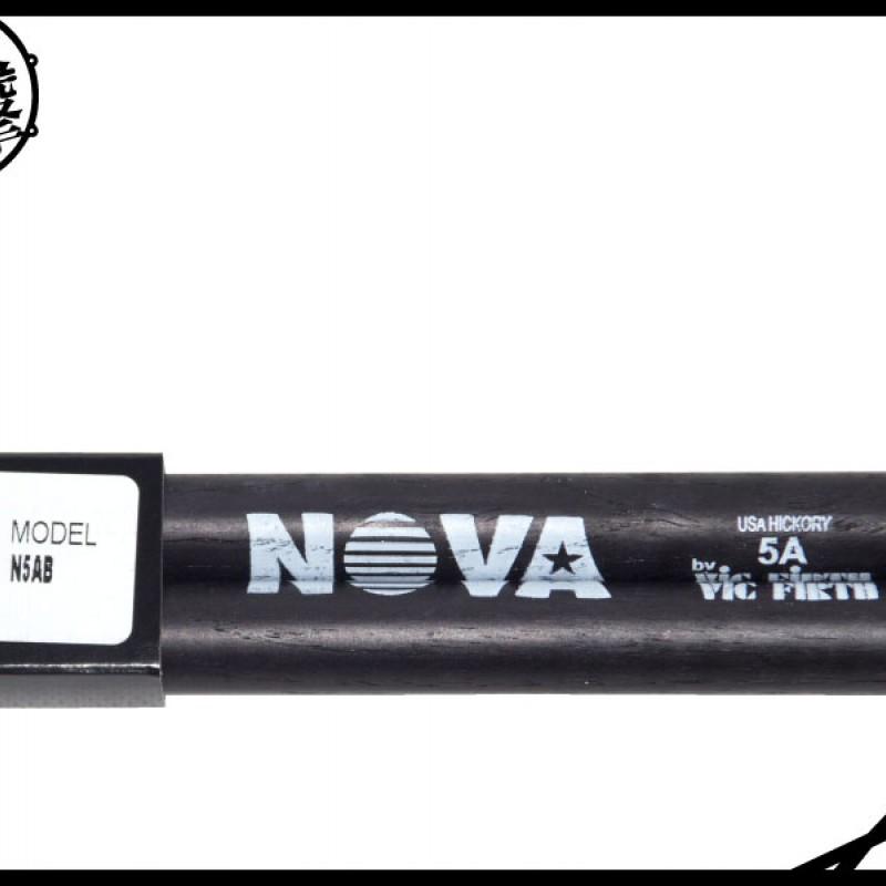 NOVA N5AB 黑色鼓棒 (N5AB) 【美鼓打擊】