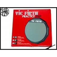 Vic Firth Pad 12 單面十二吋彈性膠面打點板