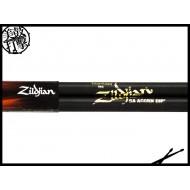 Zildjian 5A Acron Dip 黑色防滑鼓棒