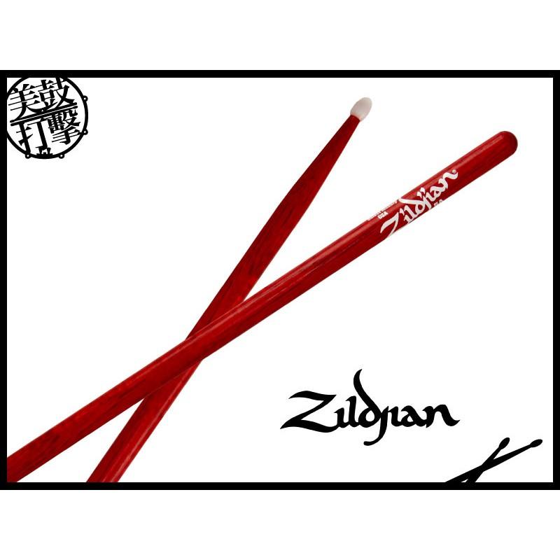 Zildjian 5A 紅色膠頭鼓棒