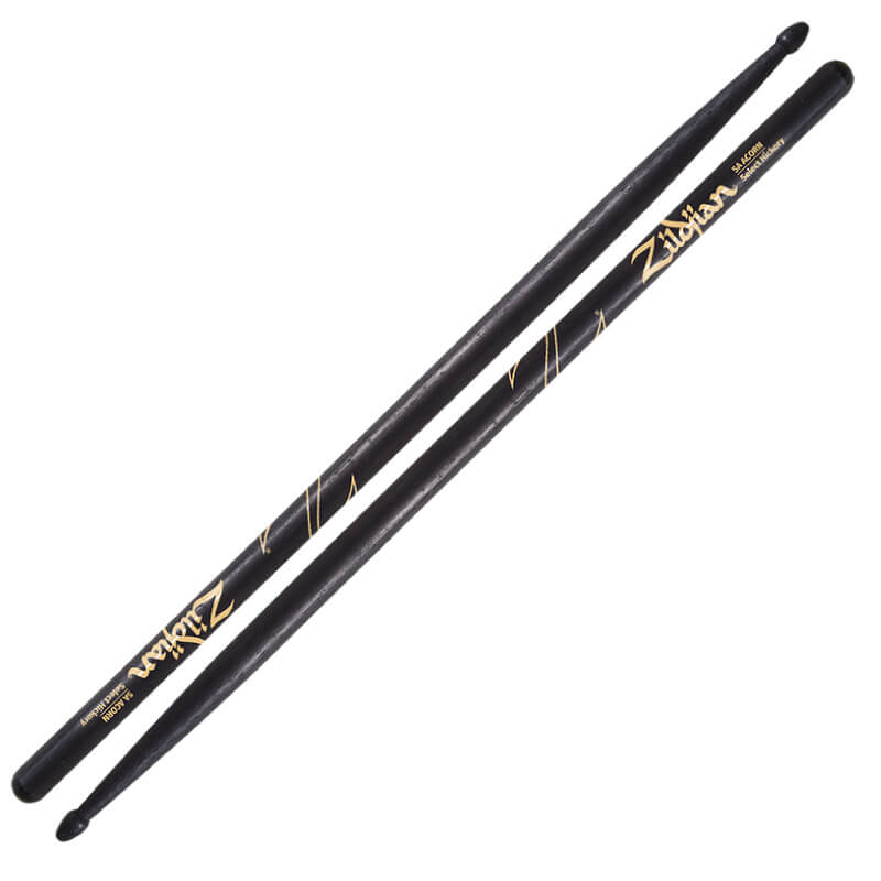 Zildjian 5A Acron 黑色鼓棒