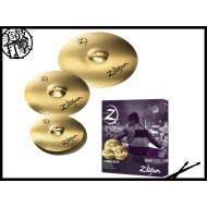Zildjian New Planet Z 銅鈸套組