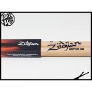 Zildjian Super 5A 原木色鼓棒