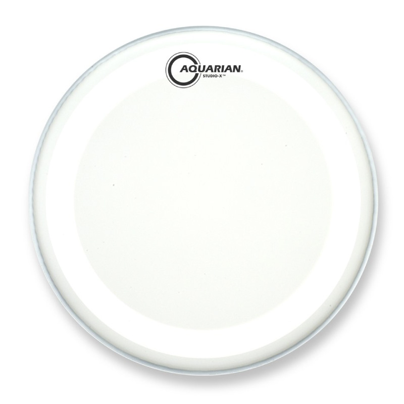 AQUARIAN Coated Studio-X 16吋噴白單層鼓皮