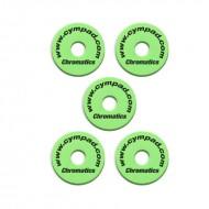 Cympad Chromatics 特製綠色銅鈸毛氈