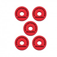 Cympad Chromatics 特製紅色銅鈸毛氈