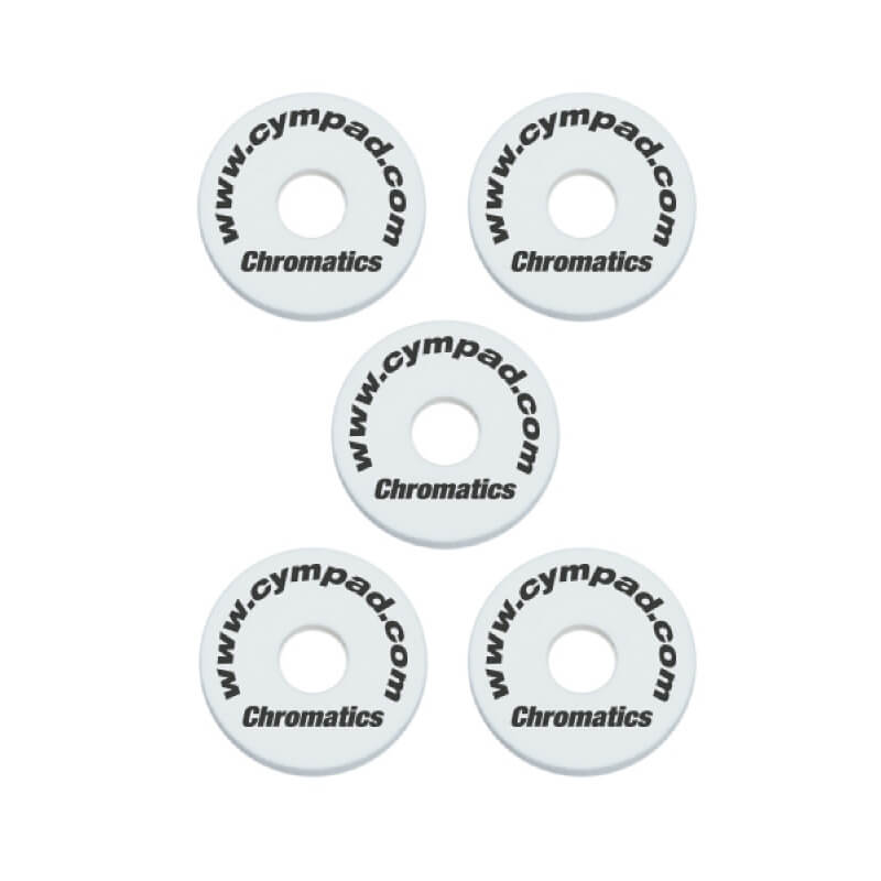 Cympad Chromatics 特製白色銅鈸毛氈