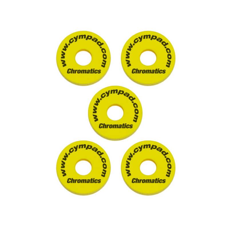 Cympad Chromatics 特製黃色銅鈸毛氈