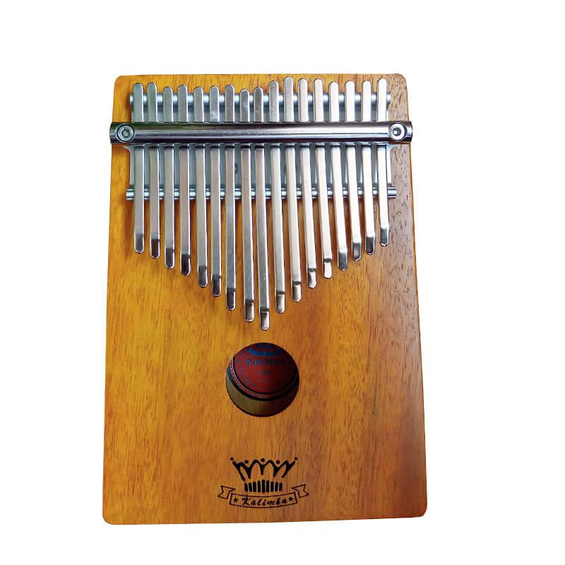 客製化17音單板歐洲桃花芯木拇指琴 卡林巴琴 (CL-17T) 【美鼓打擊】