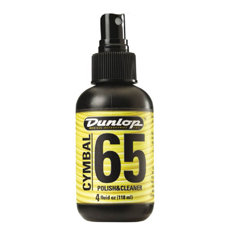 Dunlop 6434 爵士鼓銅鈸清潔液