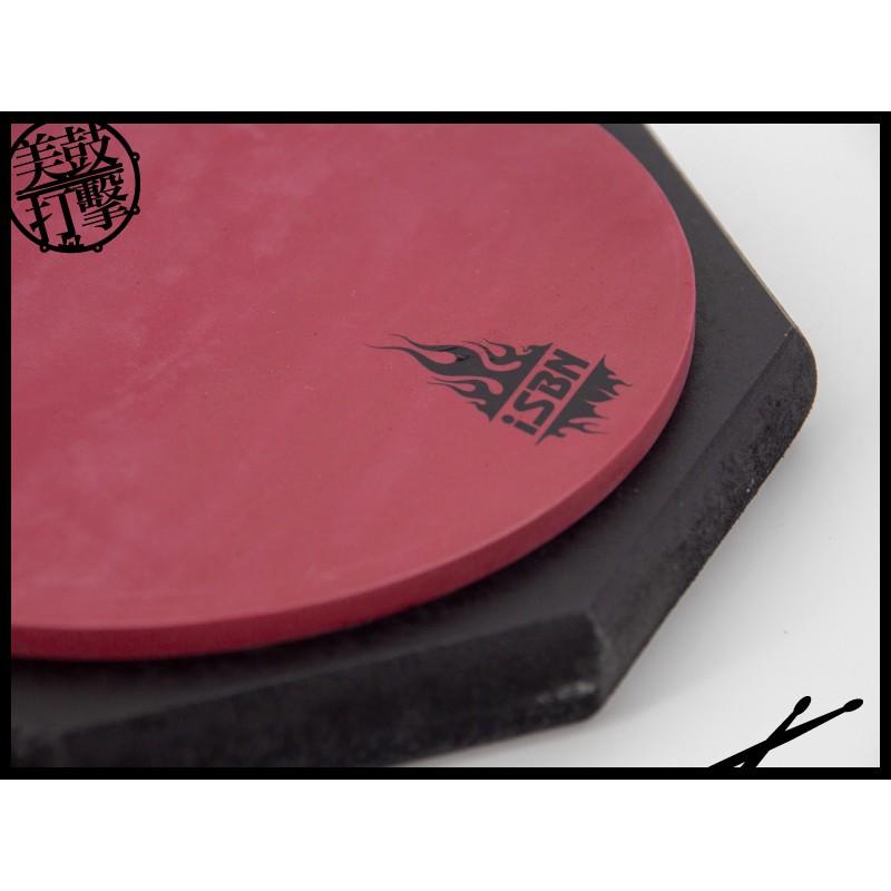 iSBN 6吋紅色打點板 (i-SDP3) 【美鼓打擊】
