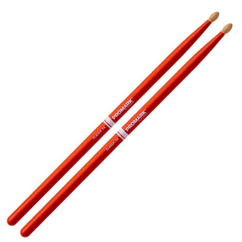 Promark TX5AW 橘色5A經典鼓棒 (TX5AW-O) 【美鼓打擊】