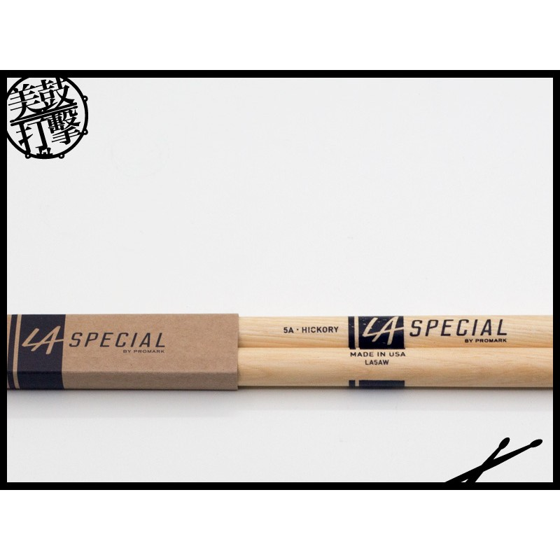 Promark LA SPECIAL爵士鼓5A鼓棒 (LA5AW) 【美鼓打擊】