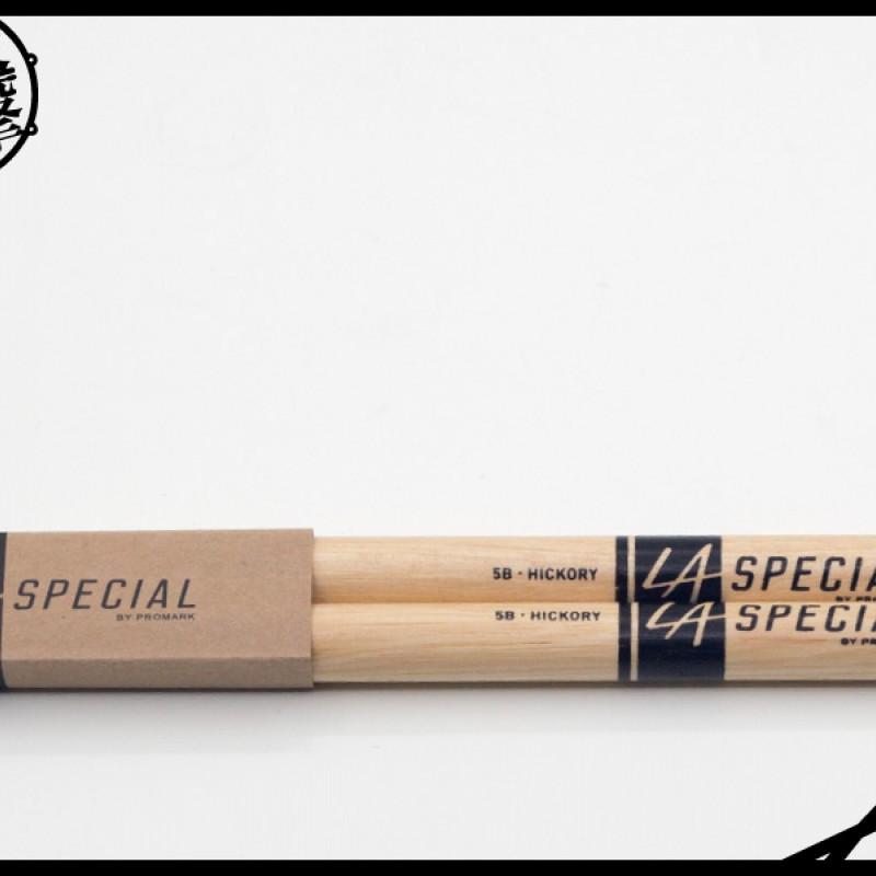 Promark LA SPECIAL爵士鼓5B鼓棒 (LA5BW) 【美鼓打擊】
