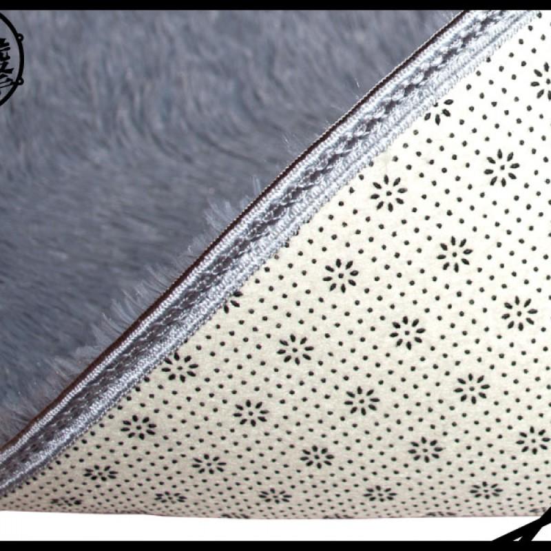 電子鼓專用圓型地毯-淺灰 (CP-G) 【美鼓打擊】