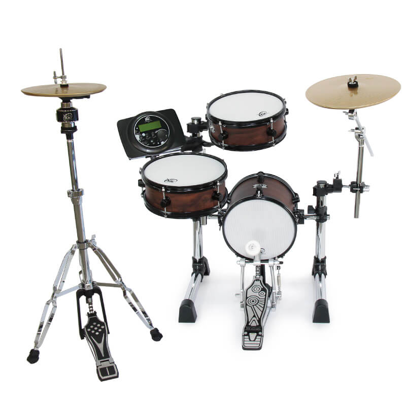 XM B10-NX1R 超擬真手感的超值電子鼓 (B10-NX1R) 【美鼓打擊】