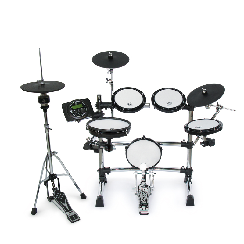 XM ZP-NX1R 超擬真手感的超值電子鼓