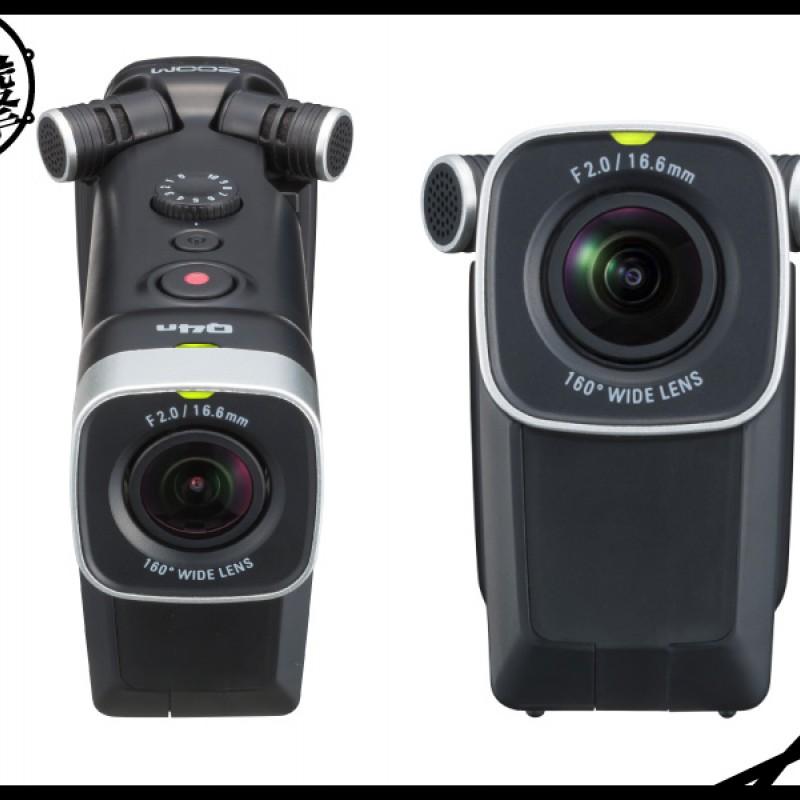 ZOOM Q4n 便攜音樂錄影機